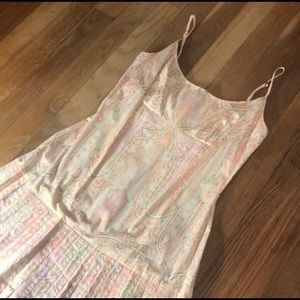 Gianni Bini Paisley Print Dress Size 2